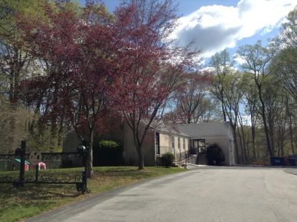 Glen Mills - exterior