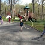 Glen Mills - playground
