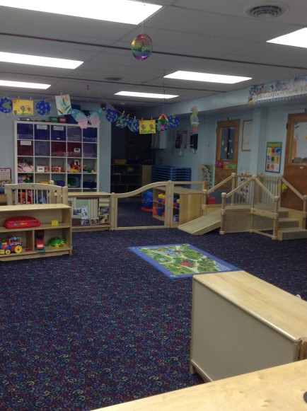 Glen Mills - young toddler room