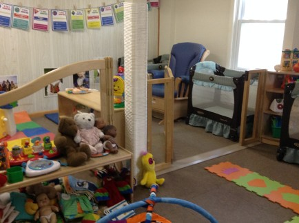 Glen Mills - infant room