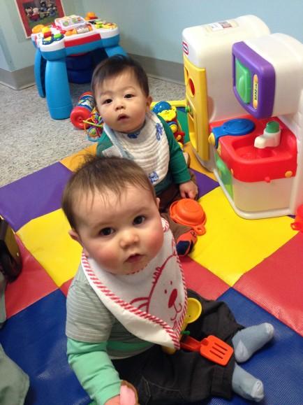 Primos - infant room