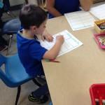 Primos - pre-kindergarten sequencing