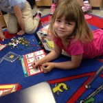 Primos - pre-kindergarten literacy activity